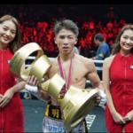 井上尚弥VSドネア ラウンドガール 誰 高校 事務所 カップ かわいい 画像 プロフィール WBSSバンタム級決勝